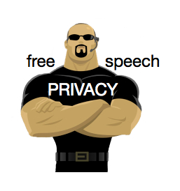 free speech privacy