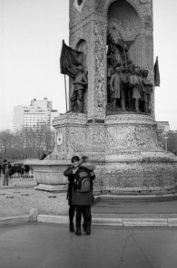 At The Monument of The Republic