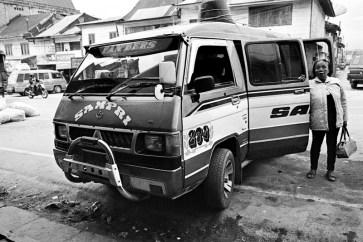 The Famous Sampri minibus