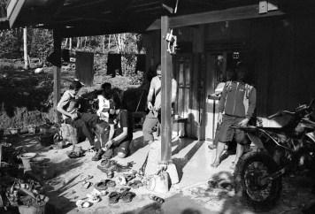 Baraka basecamp (Mr. Dadang's house)