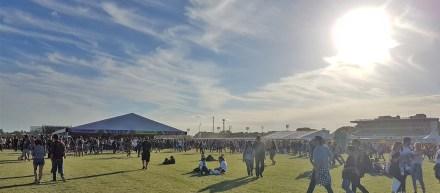Um Festival de Música Álcool Free