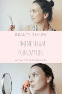 beauty, lumene, serum foundation, bb cream, cc cream, healthy skin, illuminated skin, dry skin, makeup, beauty products, beauty review, Finland, makeup tips, beauty tips,