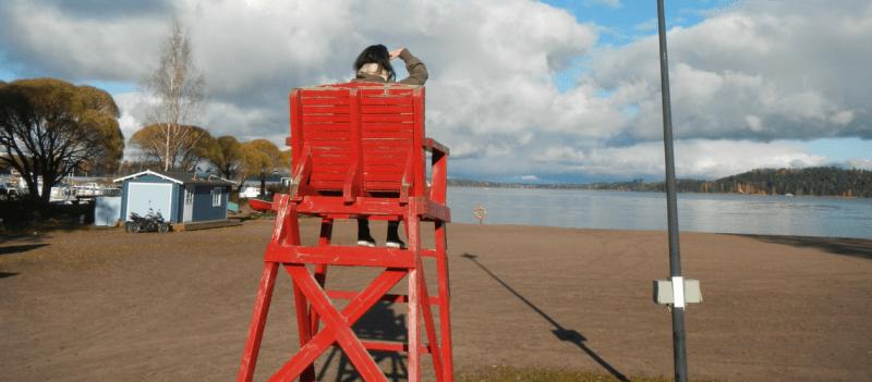 Outono na Finlândia – Como Alugar uma Mökki