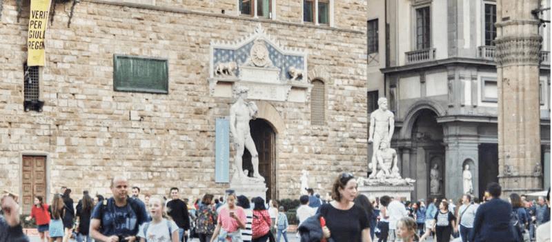 Top 8 museus de Florença