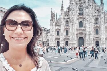 viajar é preciso, viagem, destino, viajando pelo mundo, #heyiamlili, turismo, roteiro de viagem, viajar, mochilão, mochilando, blog de viagem, Itália, Milao
