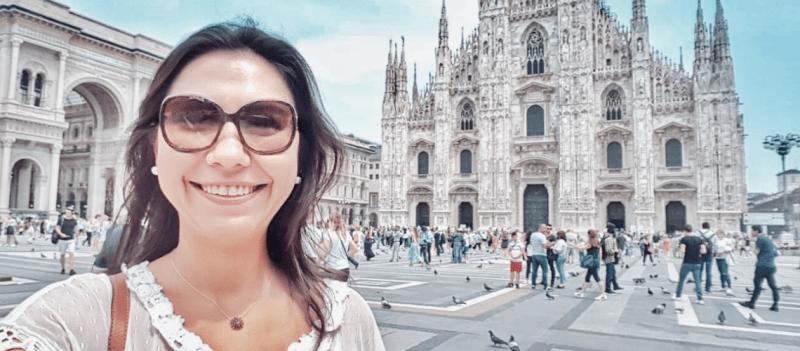 Onde comer em Milão – Panzerotti di Luini e Cioccolatitaliani