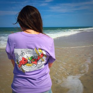 Featuring the Preppy Fixins Tee from Lauren James