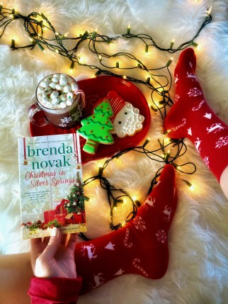 Christmas in Silver Springs is a perfect Christmas Romance novel!