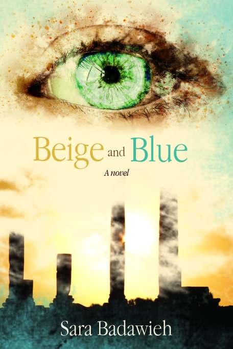 Beige and Blue by Sara Badawieh