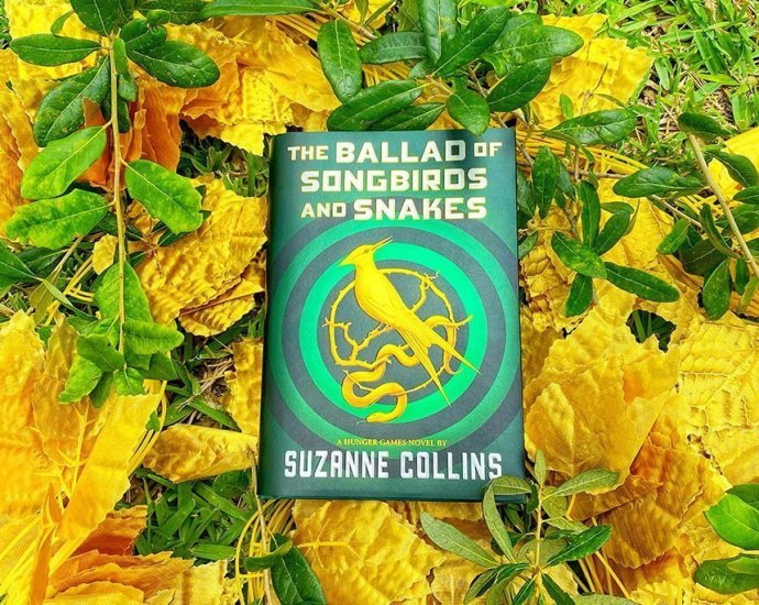The Ballad of Songbirds and Snakes by Suzanne Collins