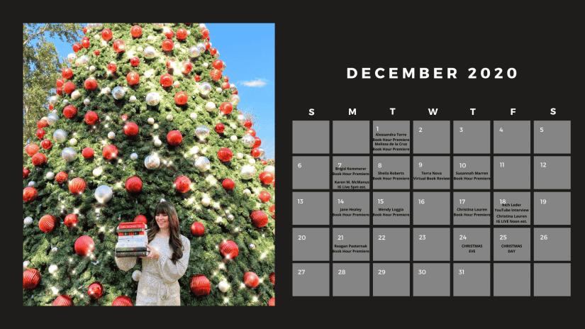December HCR Events