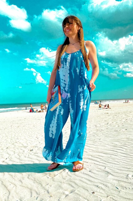 Jumpsuit Outfit