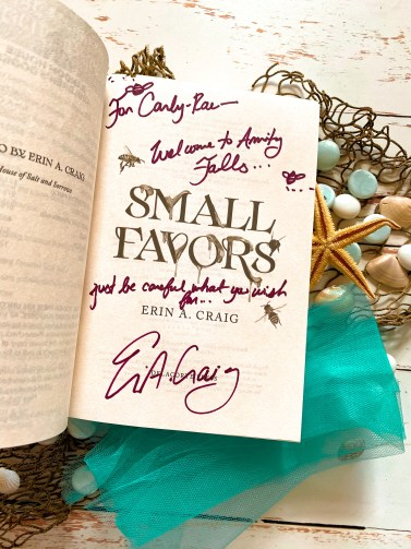 Small Favors Review