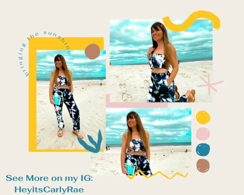 Tie-Dye 2 Piece Outfit