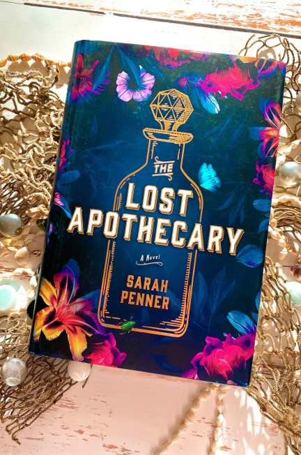 Sarah Penner The Lost Apothecary