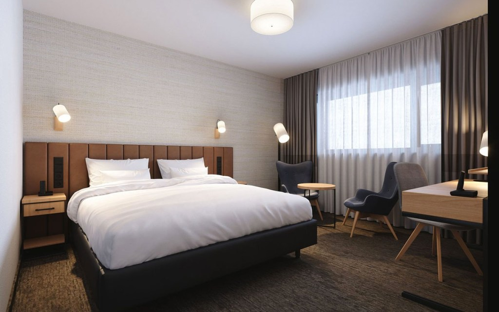 Four Points by Sheraton Warsaw Mokotow | hotels near Warsaw Airport