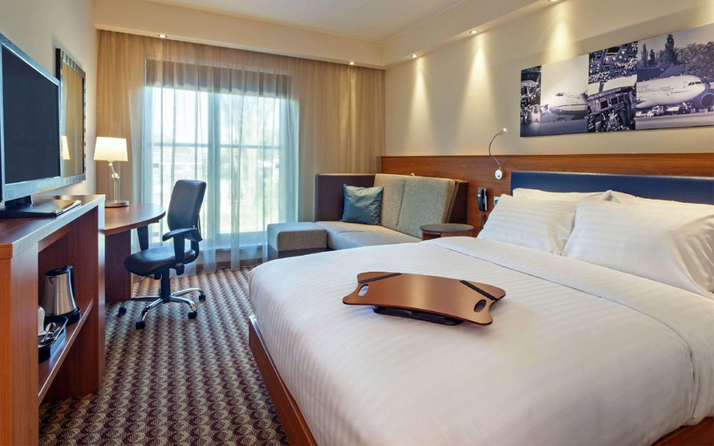 Hampton by Hilton Warsaw Airport | hotels near Warsaw Chopin Airport