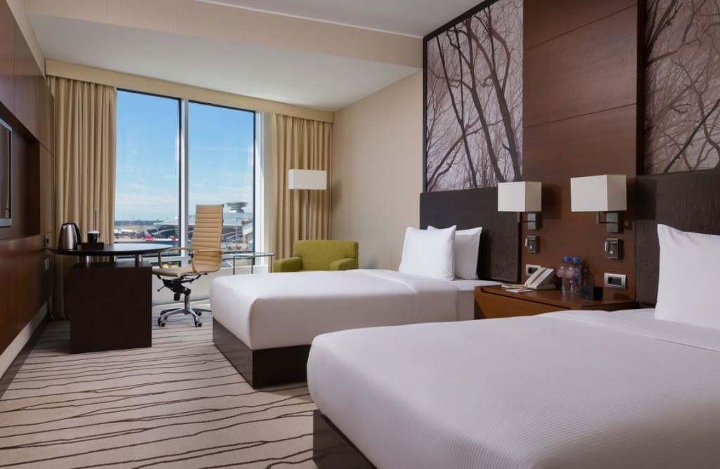 DoubleTree by Hiilton Moscow - Vnukovo Airport | Best accommodation near Moscow Vnukovo Airport, Russia