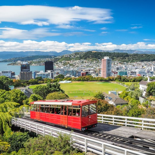 Wellington Cable Car | 48-Hours in Wellington