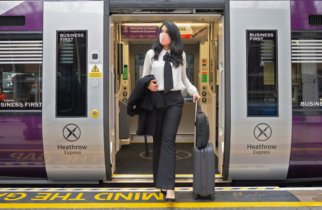Best ways to get from London Heathrow to London Central | Heathrow Express Business First