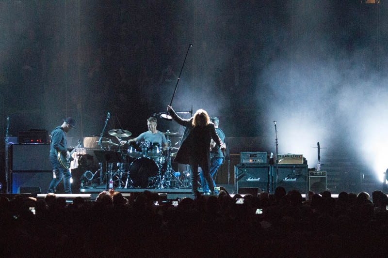 Temple of the Dog, Madison Square Garden