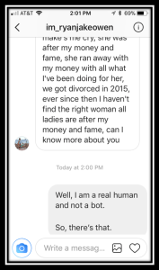 Is Your New Friend on Instagram a BOT? - Julie Smith