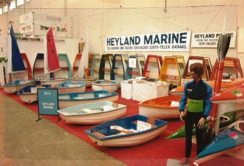 Heyland Boats 1980s Photo of the month