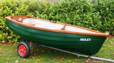 Heyland Dovetail Rowing Boat10