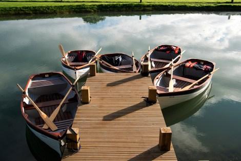 Heyland Dovetail Rowing Boat16