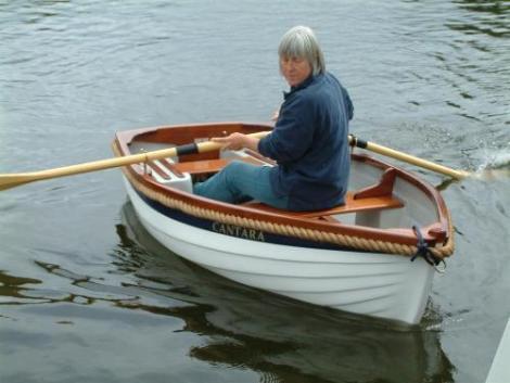 Heyland Dovetail Rowing Boat7