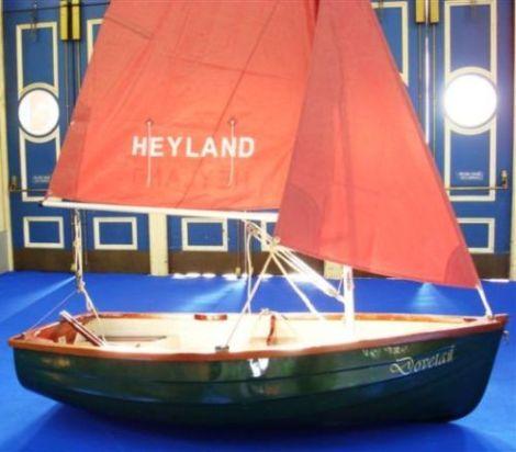 Heyland Dovetail Sailing Boat2