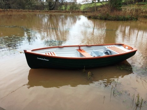 Heyland Duchess Rowing Boat20