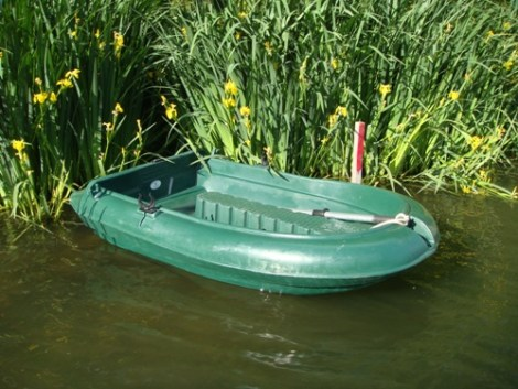 Heyland Neptune 200 Rowing Boat3