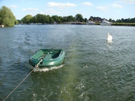 Heyland Neptune 200 Rowing Boat6