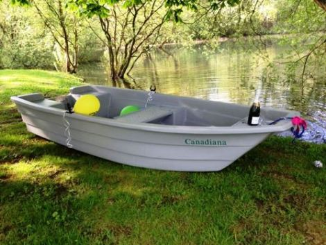 Heyland Sturdy 320 Rowing Boat10