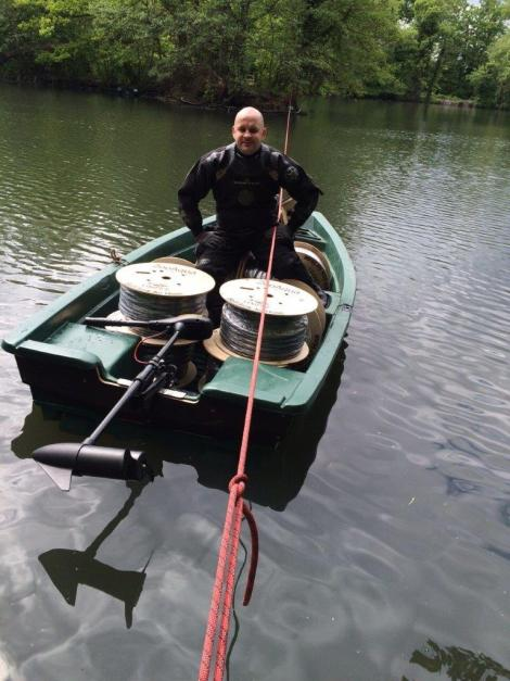 Heyland Sturdy 320 Rowing Boat17