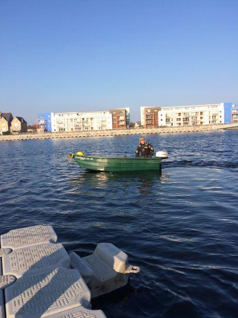 Heyland Sturdy Maintenance Boat24