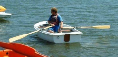 Heyland Swan Rowing Boat4