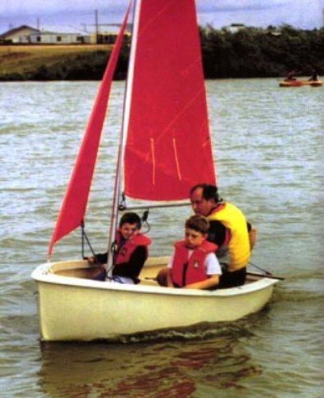 Heyland Swift Sailing Boat3