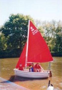 Heyland Swift Sailing Boat4