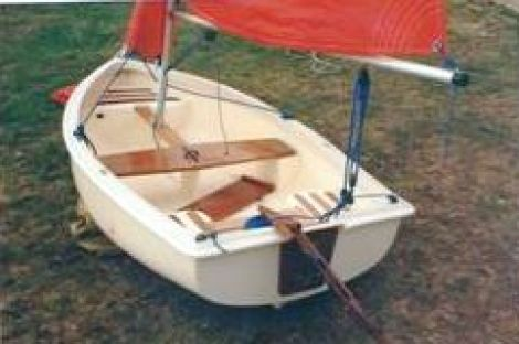 Heyland Swift Sailing Boat6