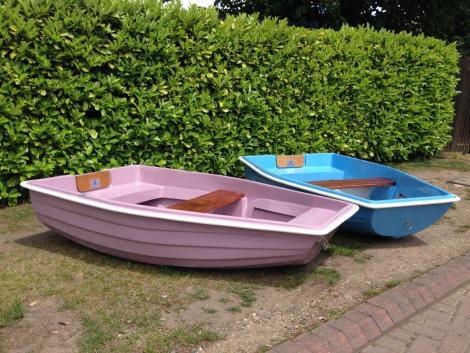 Heyland Tadpole Pond Boat12