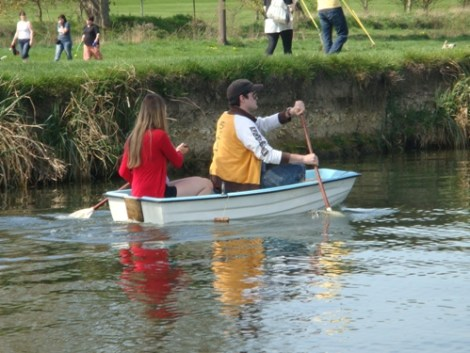 Heyland Tadpole Pond Boat5