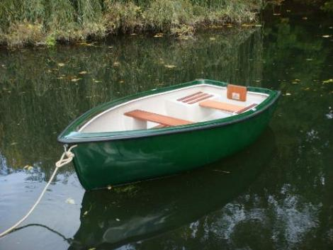 Heyland Toad Rowing Boat
