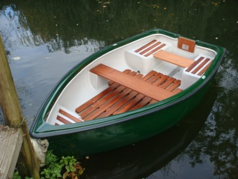 Heyland Toad Rowing Boat11