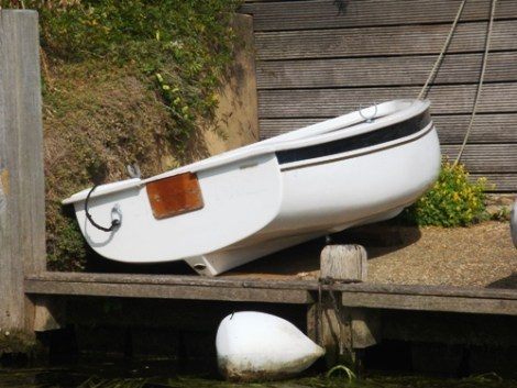 Heyland Toad Rowing Boat5