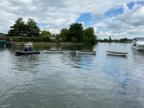 Heyland Duchess Hire Boats - Cliveden Boating Hire