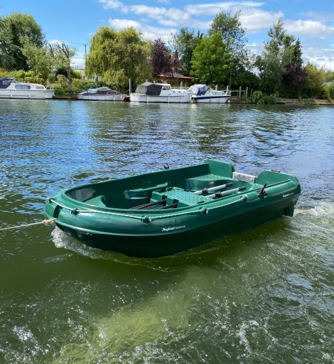 Heyland Neptune 250 Rowing Boat25