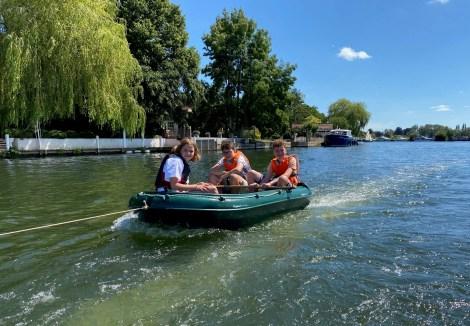 Heyland Neptune 250 Rowing Boat26