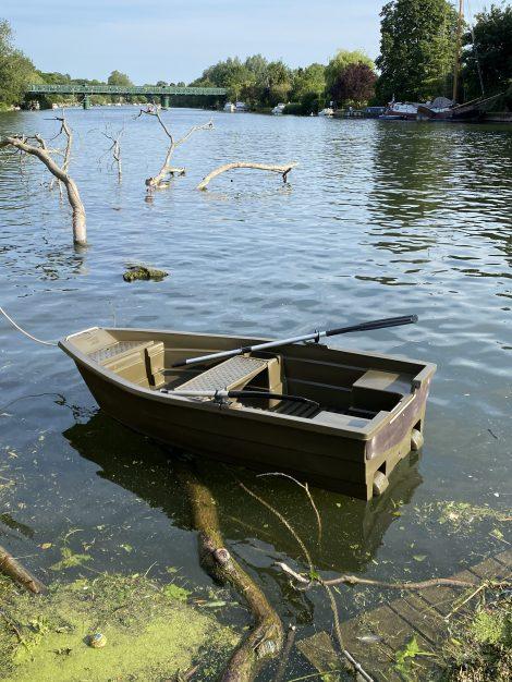 Heyland Sturdy 250 Rowing Boat11